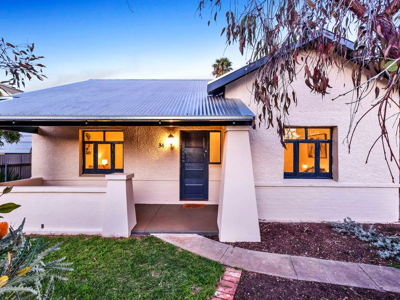 Classic character bungalow! A perfect place to start or extend.