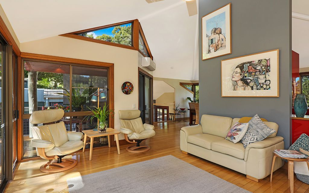 Spectacular home offering tree top views in sought after Buderim locale