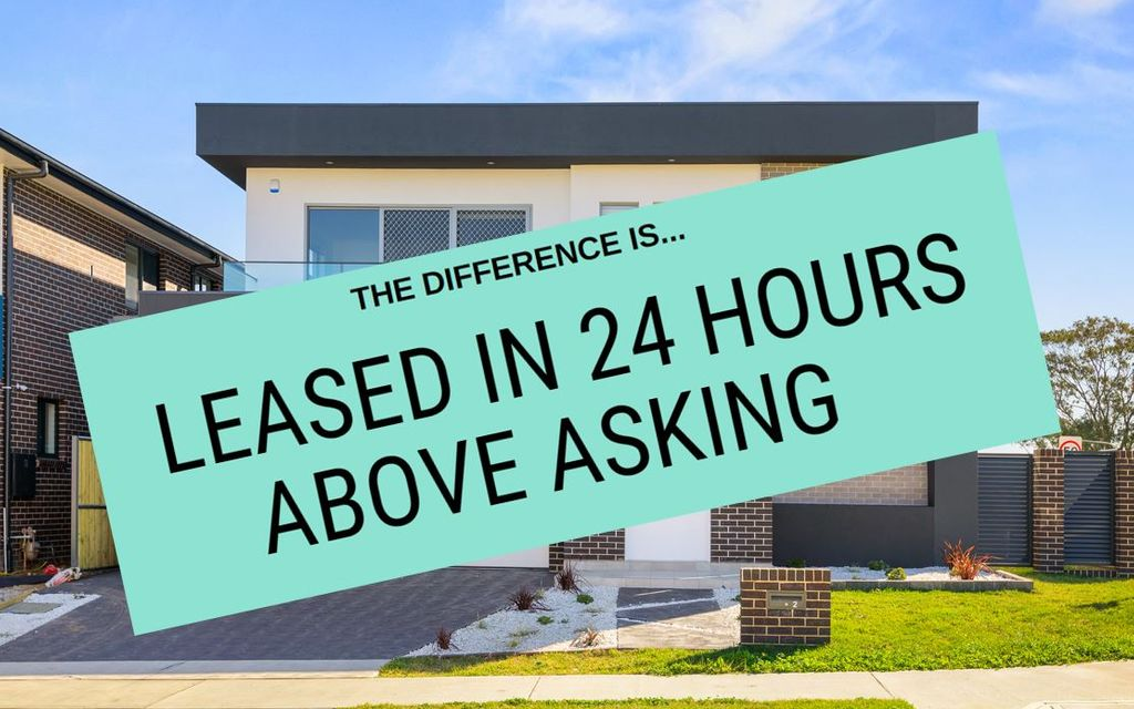OPEN HOME CANCELLED | LEASED IN 24 HOURS & ABOVE ASKING PRICE