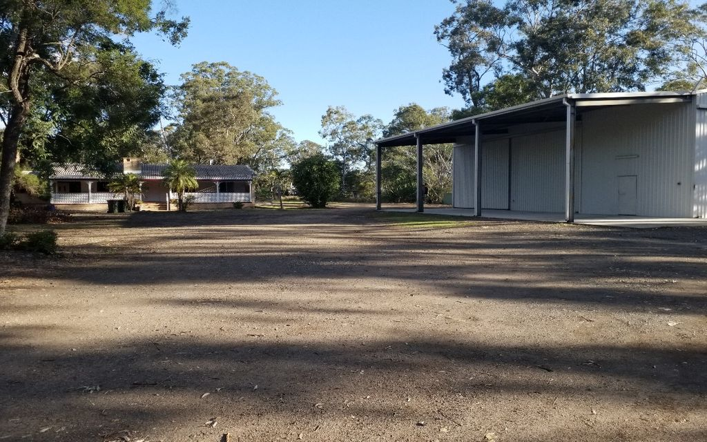 Highly Sought After Level Industrial Land