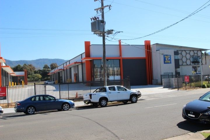 North Wollongong Industrial Unit