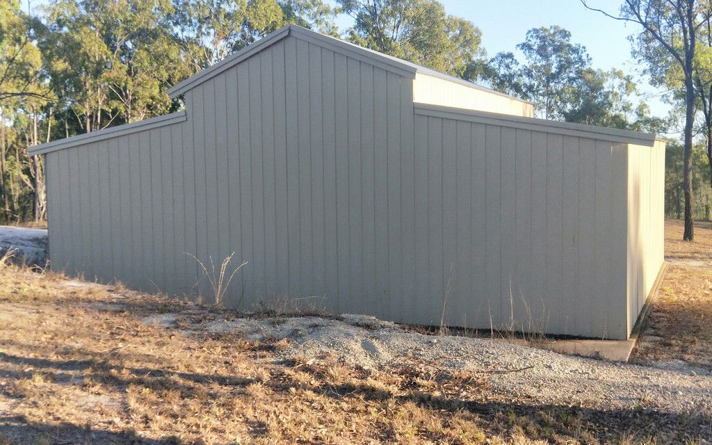 Picturesque Selectively Cleared 10Ha's – large Barn Shed
