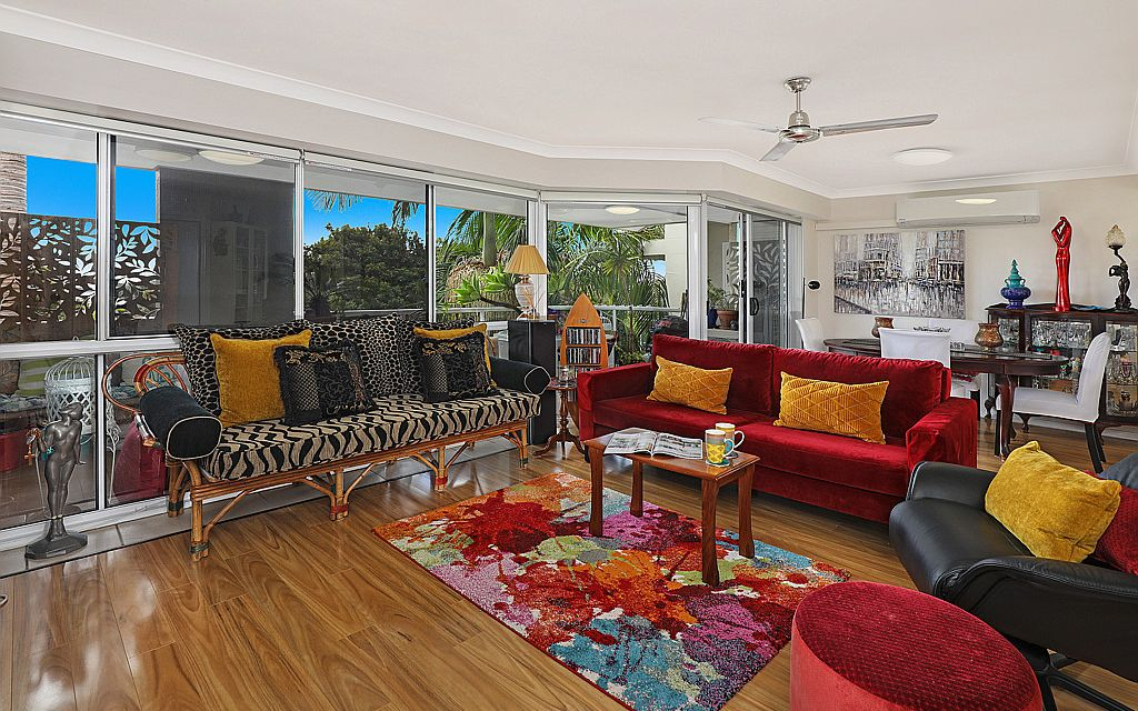 Modern chic apartment in the heart of Buderim positioned for ultimate convenience