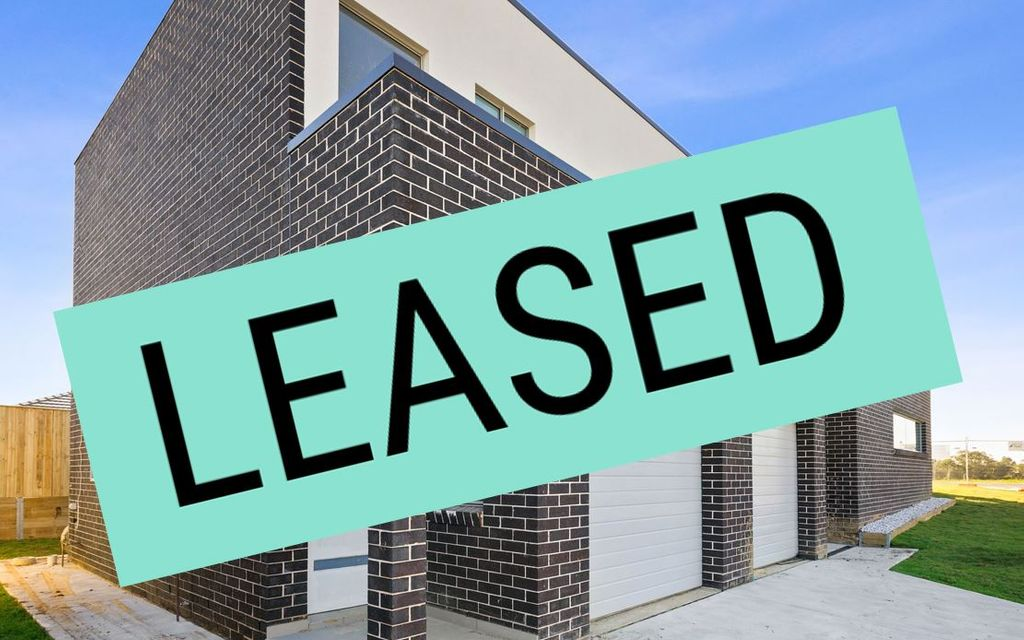 LEASED – OPEN HOME CANCELLED