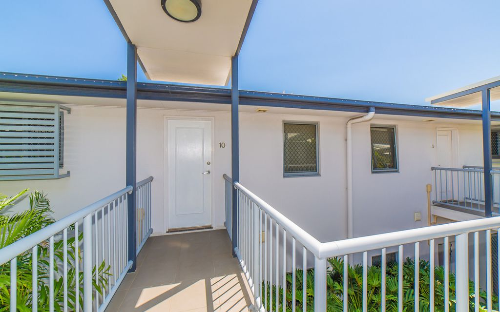Well-Appointed Two-Bedroom Unit