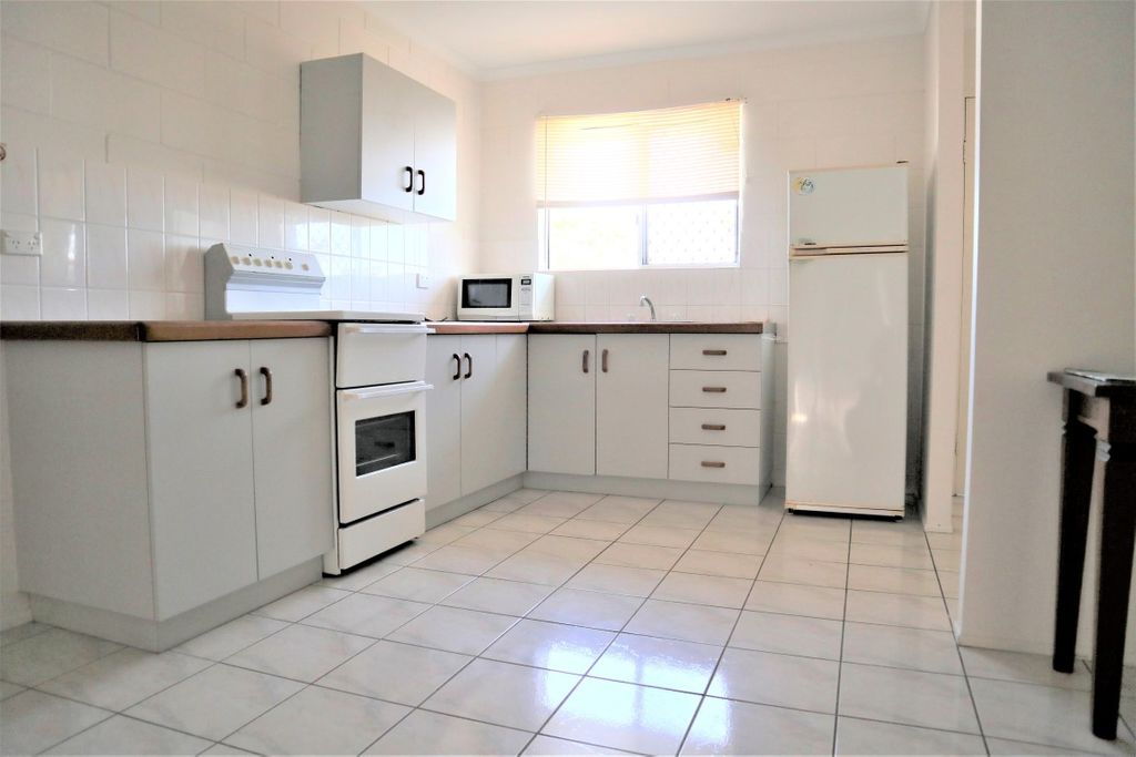 Furnished unit across from the Beach