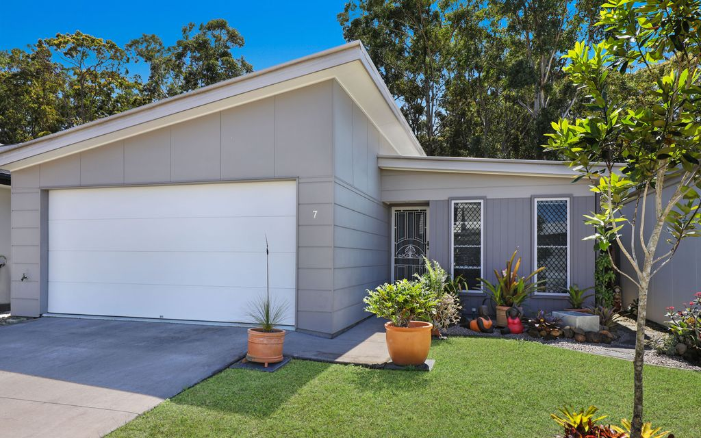 """'Bel Air at Buderim"""" – Contemporary home offering ultimate low-maintenance living, perfect for a 'lock-n-leave' lifestyle"""
