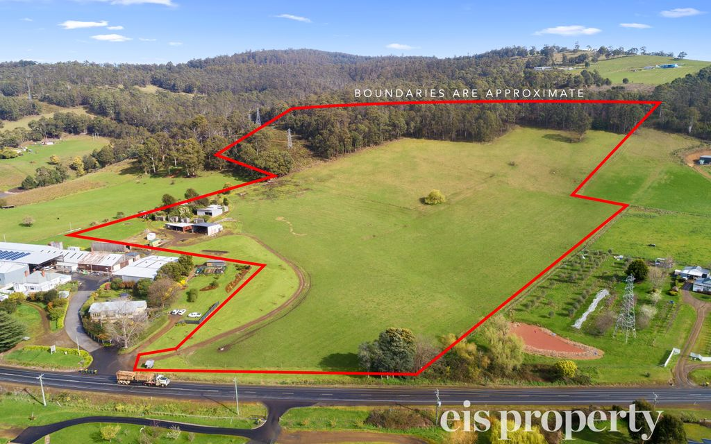 Outstanding acreage with potential for future development