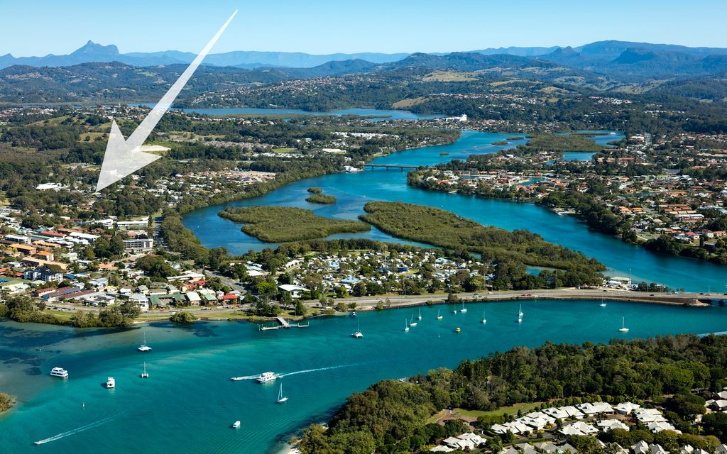 Rare Dual Living Opportunity 250m to Tweed River
