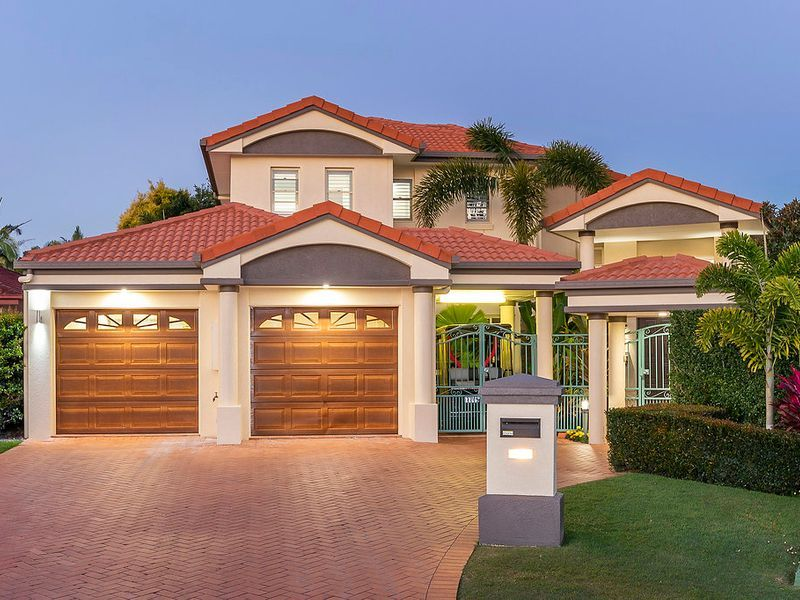Immaculately presented home situated in the prestigious Hope Island Resort