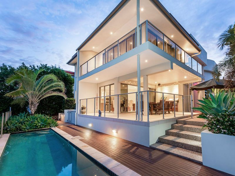 Superb Waterfront Family Home
