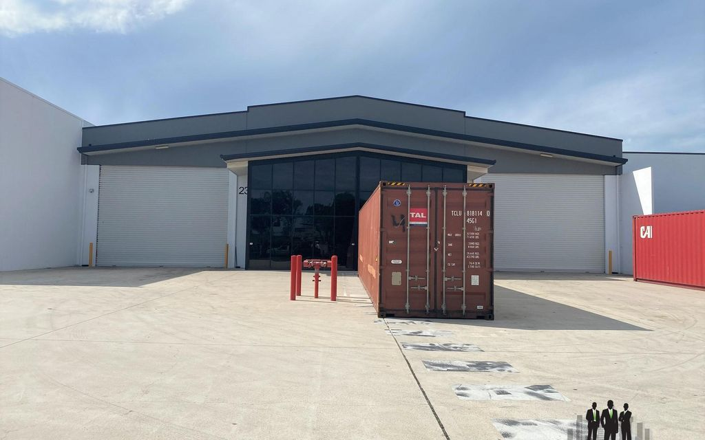 Open Plan Tilt Panel Warehouse