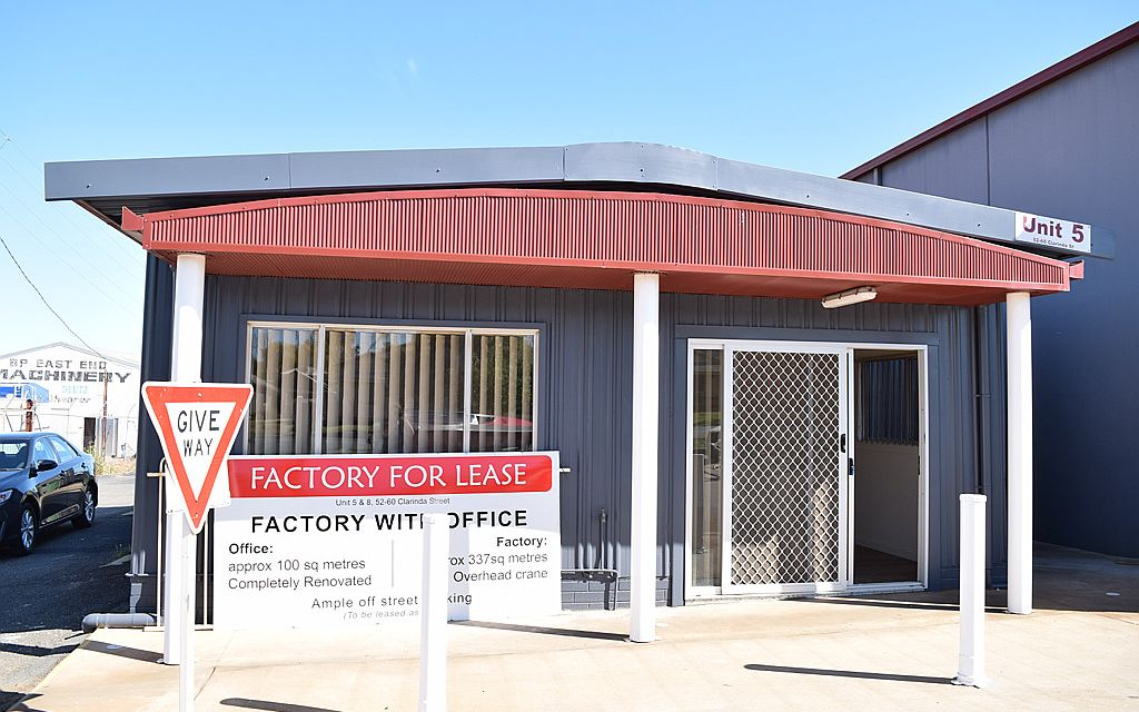 OFFICE AND FACTORY/SHED