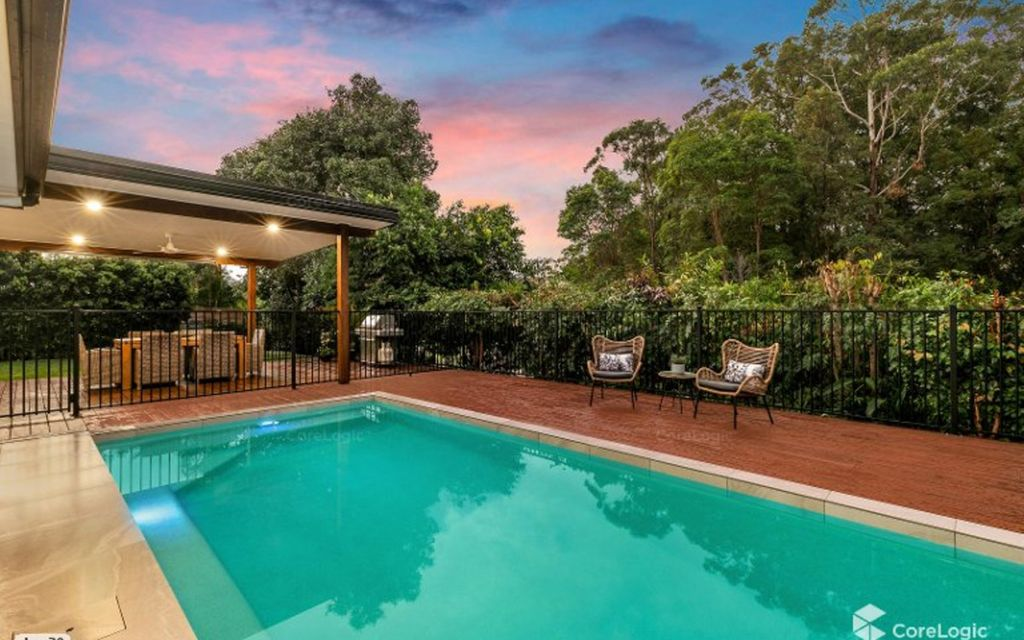 Stunning home in highly desirable location