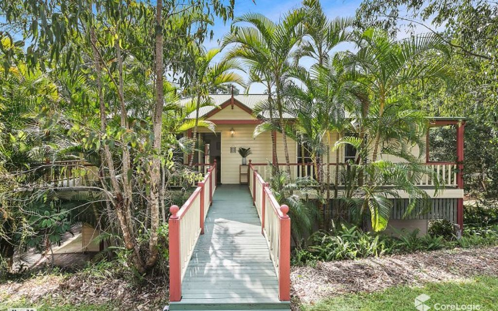 Private acreage sanctuary in desirable Buderim locale
