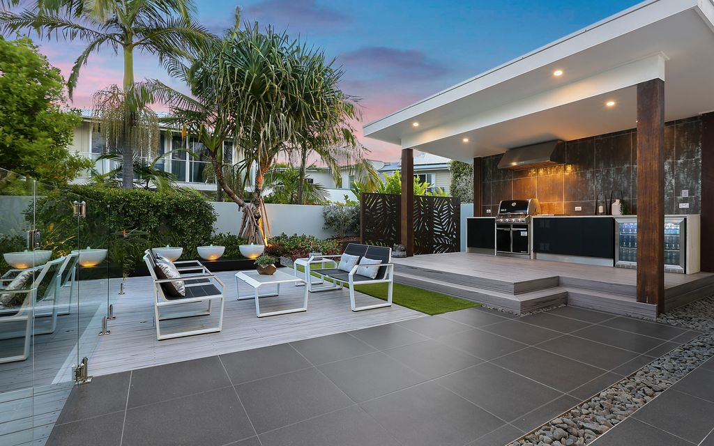 Opulent, beachside living at this stunning Yaroomba residence