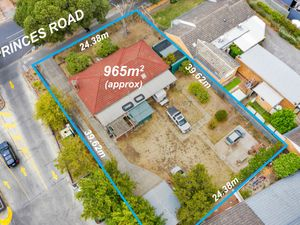 Valuable Land In Prime Location