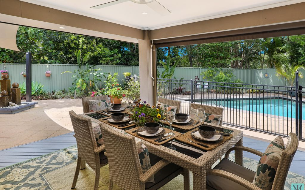 Sophisticated family home in desirable Buderim locale with serene bush back drop