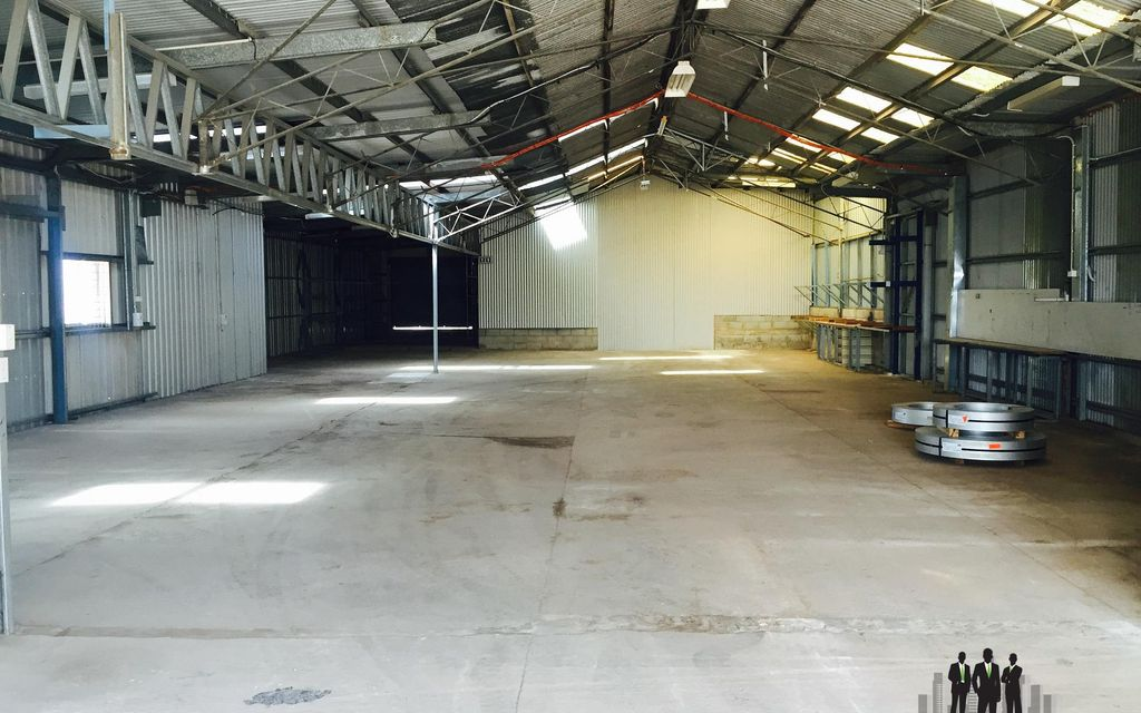 Warehouse + Hardstand with Good Street Frontage