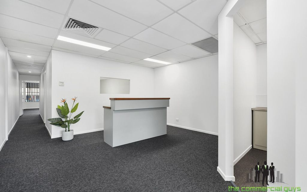 Recently Renovated First Floor Office Space