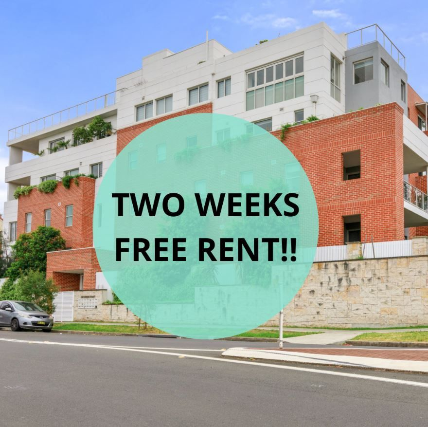 Two Weeks Free Rent!