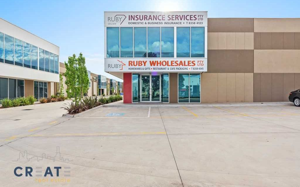QUALITY WELL POSITIONED INDUSTRIAL/OFFICE SPACE