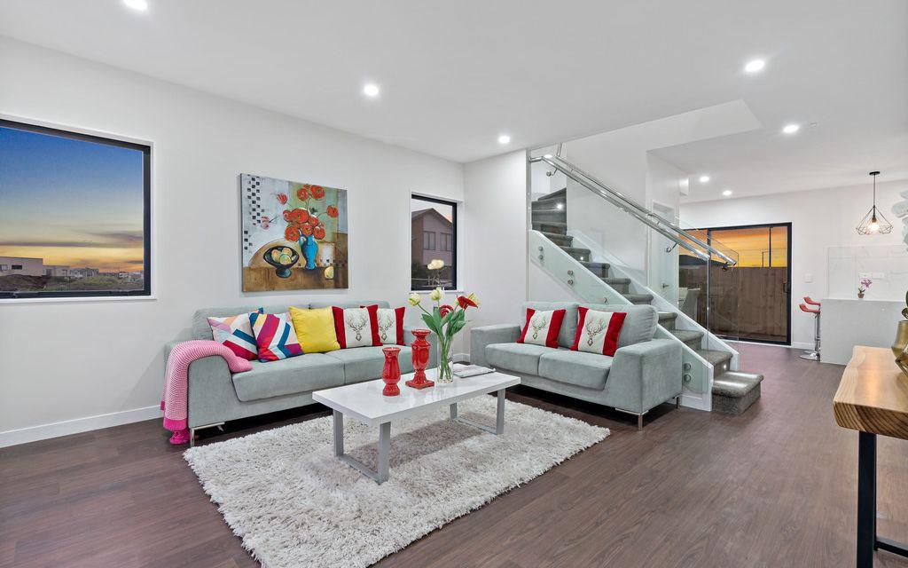 Luxurious Brand New – with Balcony!