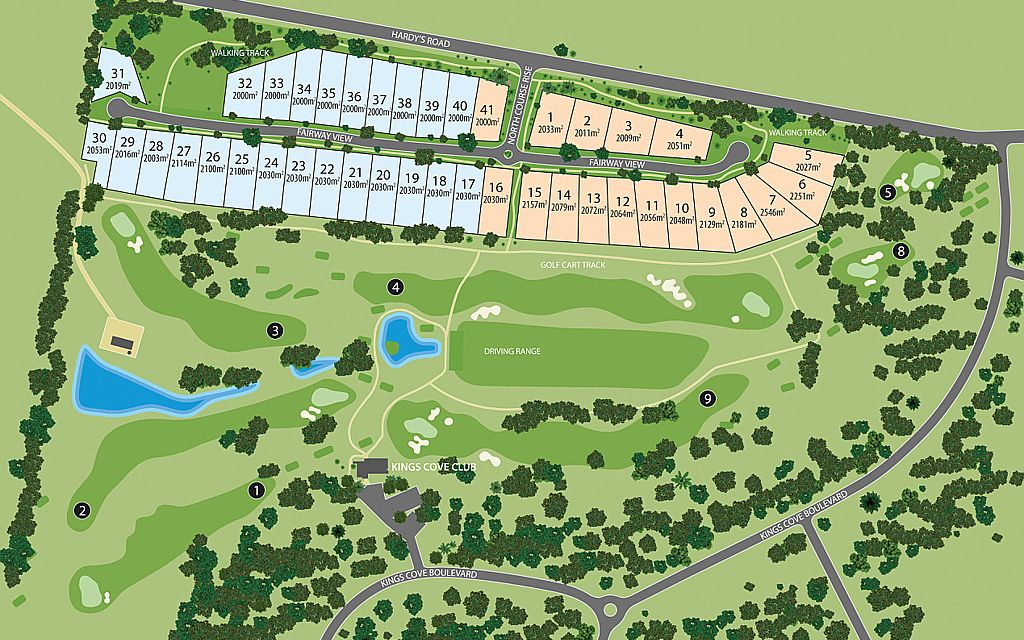New Release Stage 2 at North Course Metung – NORTHERN ASPECT