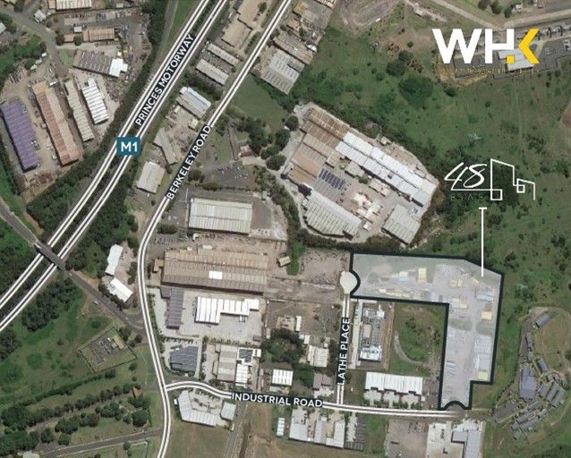8 BRAND NEW INDUSTRIAL UNITS