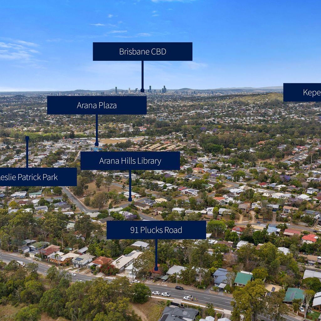Massive Potential Plus City Views on 885sqm