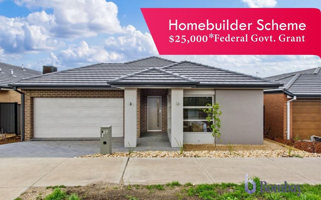 Move into your completed home early next year plus save $25K with Home Builder Grant