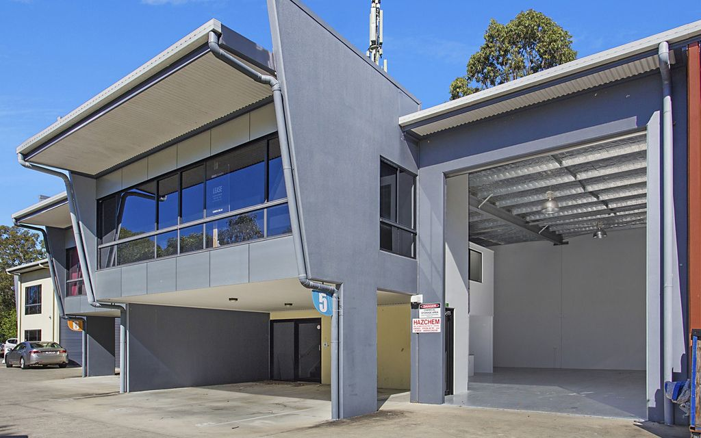 STRATEGICALLY LOCATED MODERN WAREHOUSE AND OFFICE