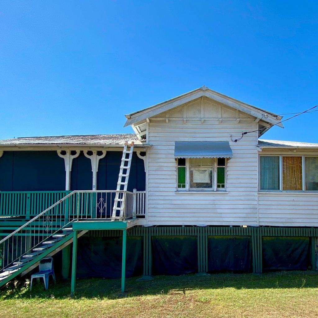 CHARACTER HOME – RENOVATOR'S DREAM