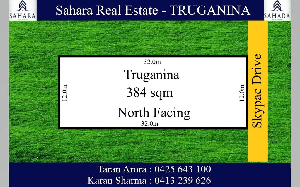 North Facing 384 sqm