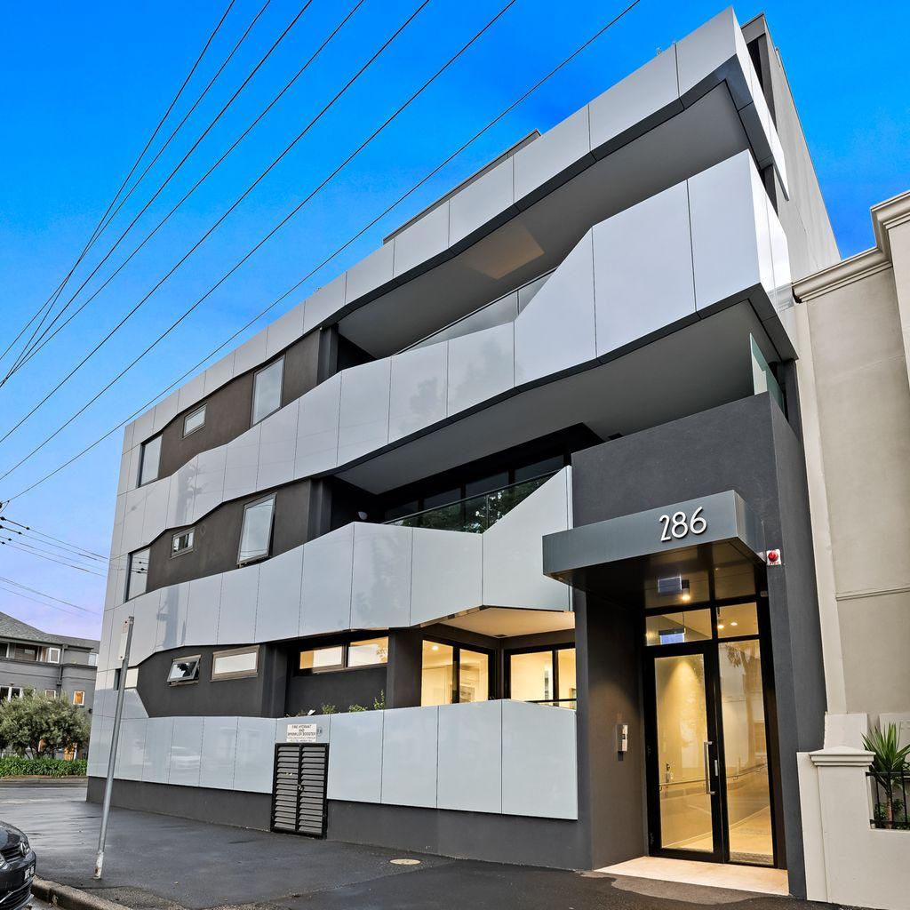 Chic designer apartment