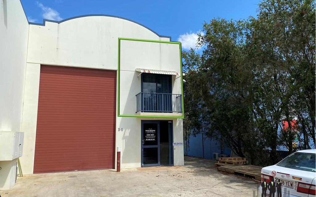Industrial Office in Gated Complex