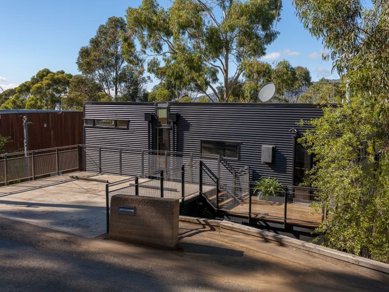Architecturally Designed Home in West Hobart