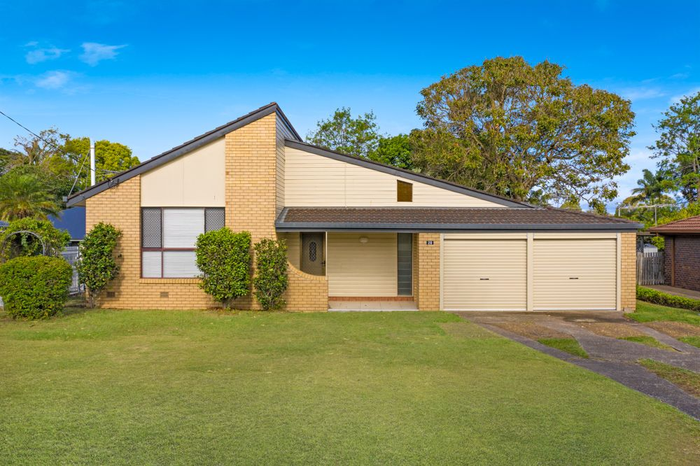 LARGE FAMILY PROPERTY WITH SUBDIVISION POTENTIAL* IN CENTRAL CAPALABA