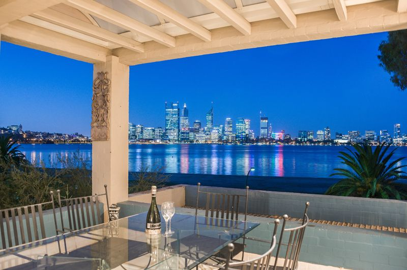 Sensational Views – Located on South Perth Foreshore