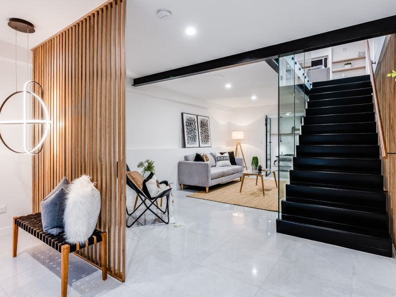 Your Very Own Modern Transformation in a Stunning Garden Oasis and Hills Setting