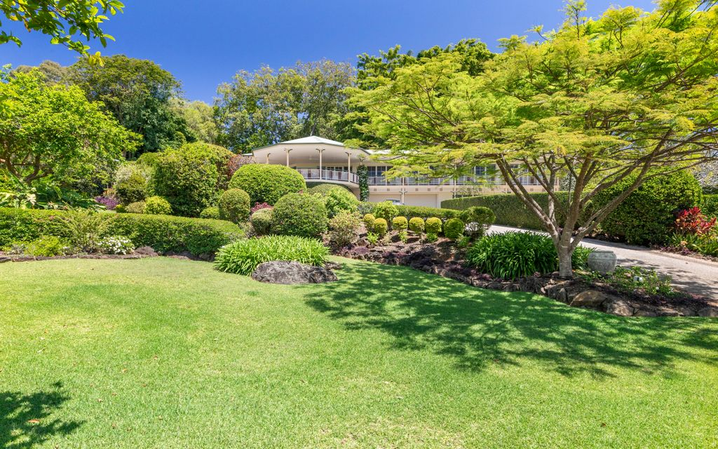 Majestic residence on pristine 3466m2 parcel in exclusive Buderim locale