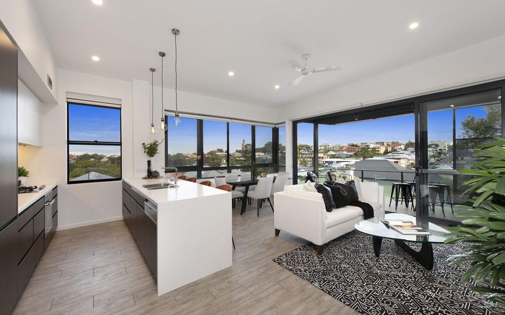 Penthouse Apartment   Unfurnished