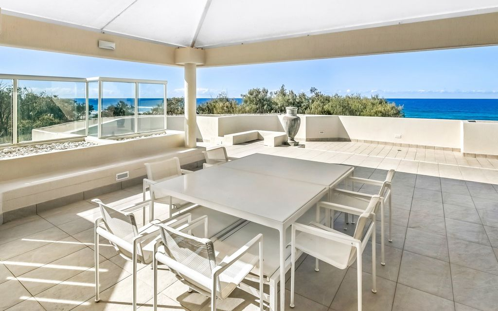 UNDOUBTEDLY THE BEST OCEANFRONT LOCATION ON THE GOLD COAST!