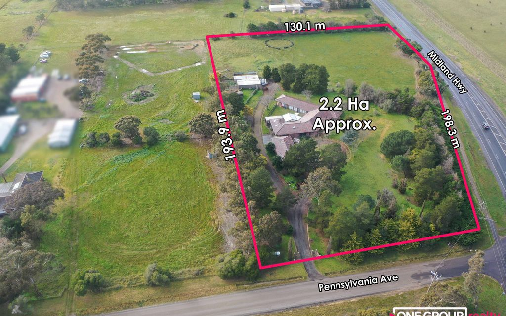 Developers Dream  – On 5 Acres Minutes Away From Geelong!