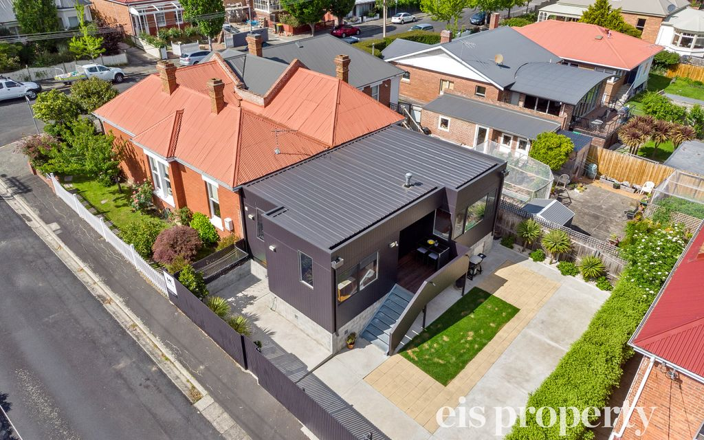 South Hobart – contemporary living