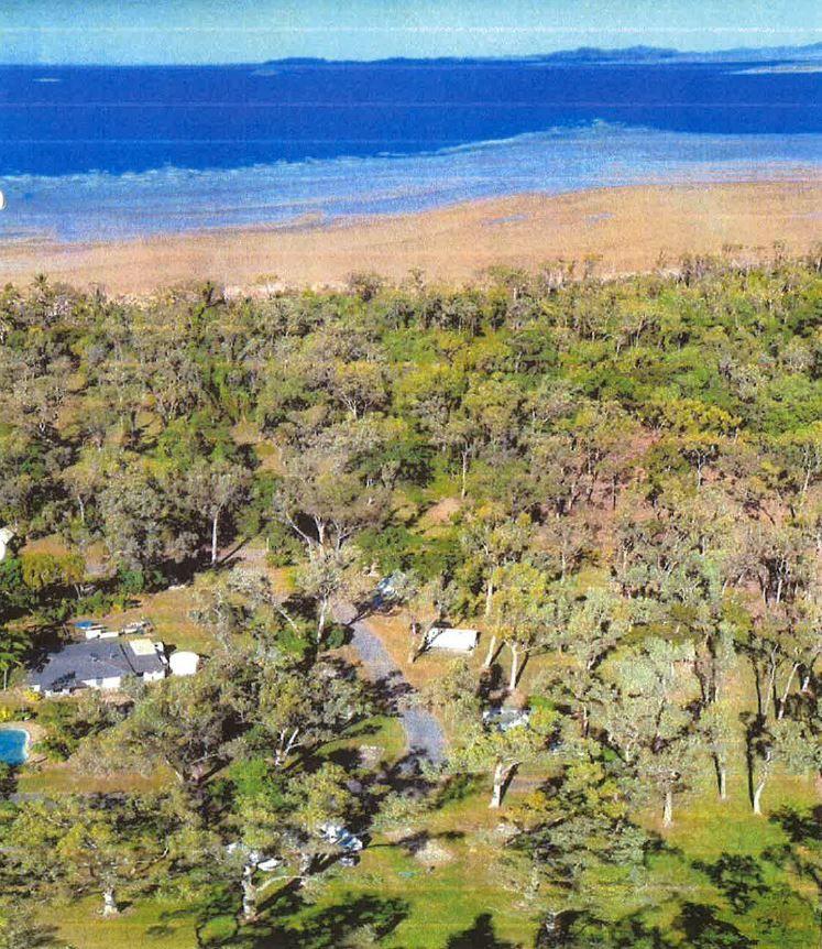 138 ACRES – BEACH FRONT!