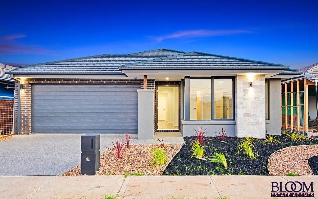 A brand new family home close to the school
