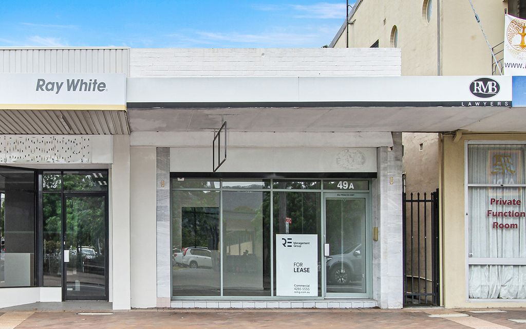 A great opportunity to position your business in a prime location of Dapto CBD