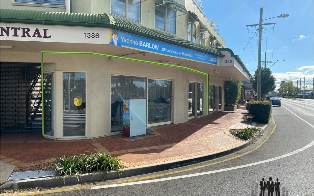 Prime Retail/Office Frontage along Anzac Ave