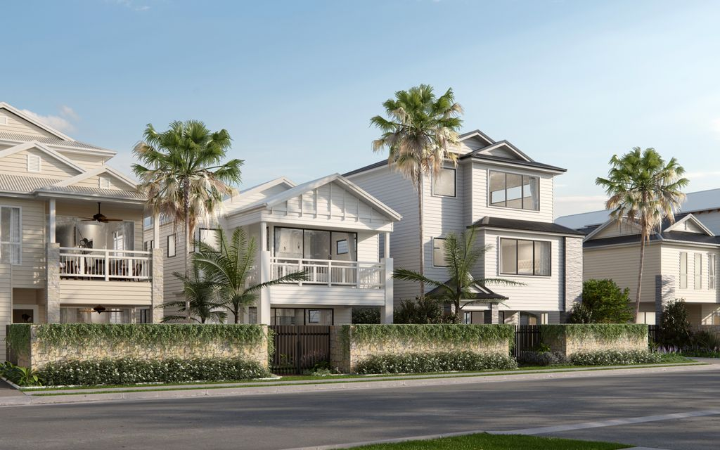 LUXURIOUS LIVEABILITY. THOUGHTFUL DESIGN.